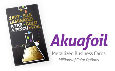 akuafoil-business-card